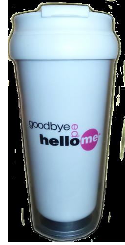 Goodbye Ed, Hello Me<sup>®</sup> – Pink Tumbler