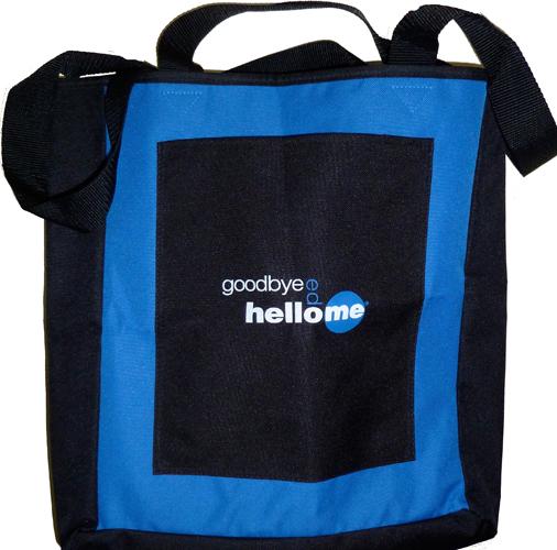 Goodbye Ed, Hello Me<sup>®</sup> Tote Bag – w Pocket